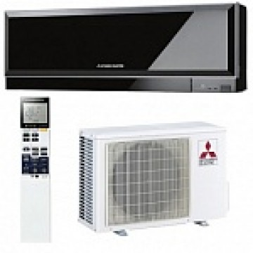 Сплит-система Mitsubishi Electric MSZ-EF 25 VE Design Inverter black