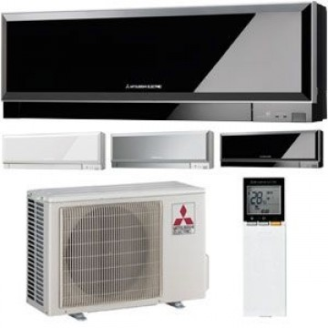 Сплит-система Mitsubishi Electric MSZ-EF 35 VE Design Inverter black