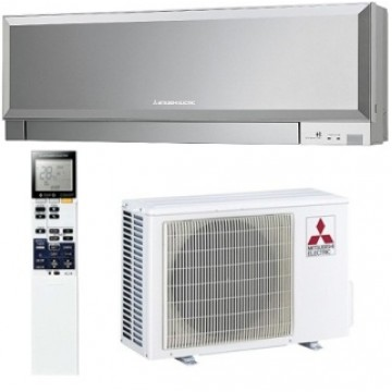 Сплит-система Mitsubishi Electric MSZ-EF 35 VE Design Inverter silver